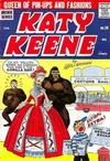 Cover for Katy Keene (Archie, 1949 series) #38