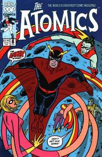 Cover Thumbnail for The Atomics (AAA Pop, 2000 series) #8