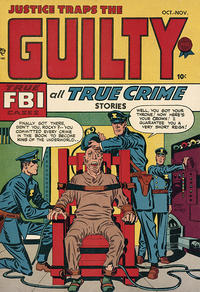 Cover Thumbnail for Justice Traps the Guilty (Prize, 1947 series) #v2#1 [1]