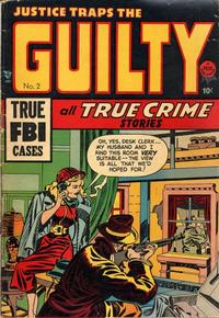 Cover Thumbnail for Justice Traps the Guilty (Prize, 1947 series) #v1#2 (2)