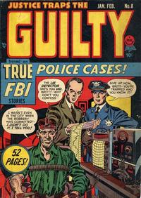 Cover Thumbnail for Justice Traps the Guilty (Prize, 1947 series) #v2#2 (8)
