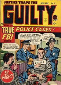 Cover Thumbnail for Justice Traps the Guilty (Prize, 1947 series) #v2#3 (9)