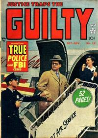 Cover Thumbnail for Justice Traps the Guilty (Prize, 1947 series) #v2#6 (12)