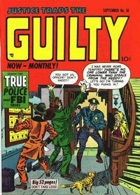 Cover Thumbnail for Justice Traps the Guilty (Prize, 1947 series) #v3#6 (18)