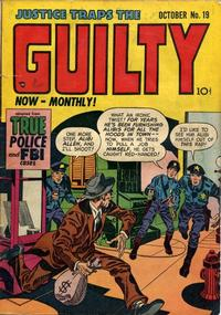Cover Thumbnail for Justice Traps the Guilty (Prize, 1947 series) #v4#1 (19)