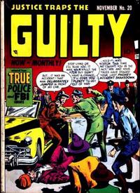 Cover Thumbnail for Justice Traps the Guilty (Prize, 1947 series) #v4#2 (20)