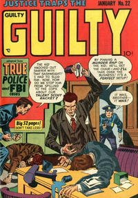 Cover Thumbnail for Justice Traps the Guilty (Prize, 1947 series) #v4#4 (22)