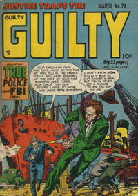 Cover Thumbnail for Justice Traps the Guilty (Prize, 1947 series) #v4#6 (24)