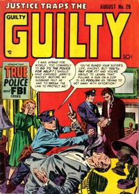 Cover Thumbnail for Justice Traps the Guilty (Prize, 1947 series) #v4#11 (29)
