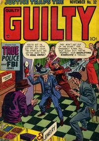 Cover Thumbnail for Justice Traps the Guilty (Prize, 1947 series) #v5#2 (32)