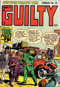 Cover Thumbnail for Justice Traps the Guilty (Prize, 1947 series) #v5#5 (35)