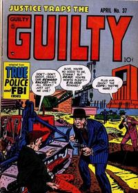 Cover Thumbnail for Justice Traps the Guilty (Prize, 1947 series) #v5#7 (37)