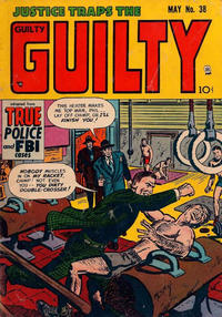 Cover Thumbnail for Justice Traps the Guilty (Prize, 1947 series) #v5#8 (38)