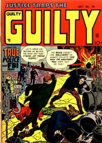 Cover Thumbnail for Justice Traps the Guilty (Prize, 1947 series) #v5#10 (40)