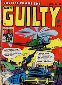 Cover Thumbnail for Justice Traps the Guilty (Prize, 1947 series) #v5#12 (42)
