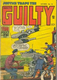 Cover Thumbnail for Justice Traps the Guilty (Prize, 1947 series) #v6#1 (43)