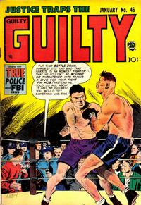 Cover Thumbnail for Justice Traps the Guilty (Prize, 1947 series) #v6#4 (46)