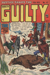 Cover Thumbnail for Justice Traps the Guilty (Prize, 1947 series) #v6#5 (47)