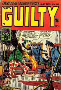 Cover Thumbnail for Justice Traps the Guilty (Prize, 1947 series) #v6#8 (50)