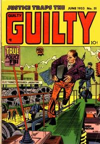Cover Thumbnail for Justice Traps the Guilty (Prize, 1947 series) #v6#9 (51)