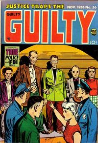 Cover Thumbnail for Justice Traps the Guilty (Prize, 1947 series) #v7#2 (56)
