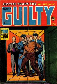 Cover Thumbnail for Justice Traps the Guilty (Prize, 1947 series) #v7#3 (57)
