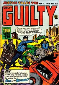 Cover Thumbnail for Justice Traps the Guilty (Prize, 1947 series) #v7#8 (62)