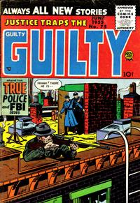 Cover Thumbnail for Justice Traps the Guilty (Prize, 1947 series) #v8#9 (75)