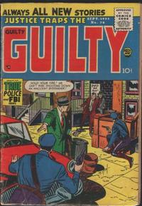 Cover Thumbnail for Justice Traps the Guilty (Prize, 1947 series) #v8#12 (78)
