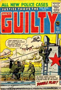 Cover Thumbnail for Justice Traps the Guilty (Prize, 1947 series) #v9#2 (80)