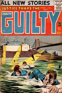 Cover Thumbnail for Justice Traps the Guilty (Prize, 1947 series) #v10#3 (87)