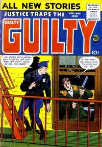 Cover Thumbnail for Justice Traps the Guilty (Prize, 1947 series) #v11#2 [92]