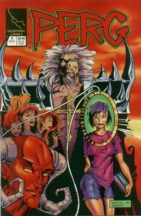 Cover Thumbnail for Perg (Lightning Comics [1990s], 1993 series) #2