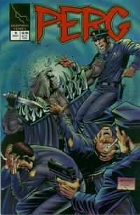 Cover Thumbnail for Perg (Lightning Comics [1990s], 1993 series) #8