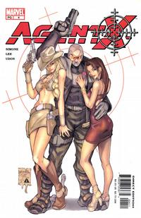 Cover Thumbnail for Agent X (Marvel, 2002 series) #4