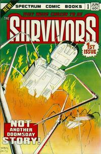 Cover Thumbnail for They Were Chosen to Be the Survivors (Spectrum Comics, 1983 series) #1