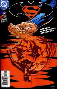 Cover Thumbnail for Superman / Batman (DC, 2003 series) #2 [Direct Sales]