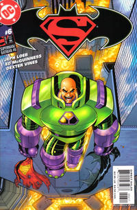 Cover Thumbnail for Superman / Batman (DC, 2003 series) #6