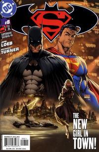 Cover Thumbnail for Superman / Batman (DC, 2003 series) #8