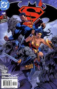 Cover Thumbnail for Superman / Batman (DC, 2003 series) #10 [Jim Lee Cover]