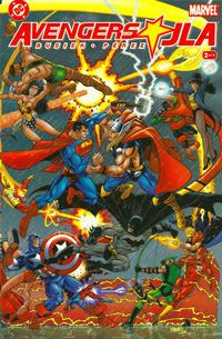 Cover Thumbnail for Avengers / JLA (DC, 2003 series) #2