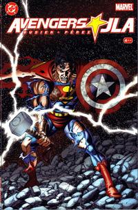 Cover Thumbnail for Avengers / JLA (DC, 2003 series) #4