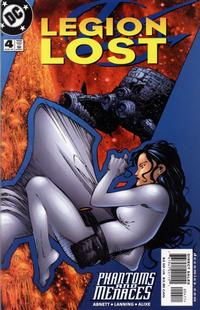 Cover Thumbnail for Legion Lost (DC, 2000 series) #4