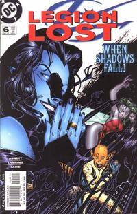 Cover Thumbnail for Legion Lost (DC, 2000 series) #6
