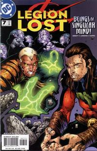Cover Thumbnail for Legion Lost (DC, 2000 series) #7