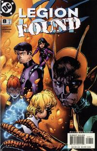 Cover Thumbnail for Legion Lost (DC, 2000 series) #8