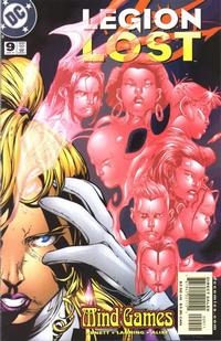 Cover Thumbnail for Legion Lost (DC, 2000 series) #9