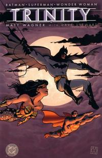 Cover Thumbnail for Batman / Superman / Wonder Woman: Trinity (DC, 2003 series) #2