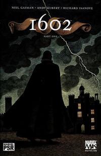 Cover Thumbnail for Marvel 1602 (Marvel, 2003 series) #1