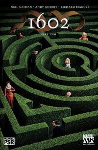 Cover Thumbnail for Marvel 1602 (Marvel, 2003 series) #2